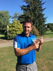 2016 1st Flight Champion - Eric Hermansen