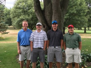 GHM 2016 Champions - Greg Leisinger Foursome