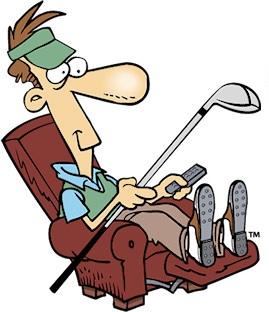 Recliner Fantasy Golf